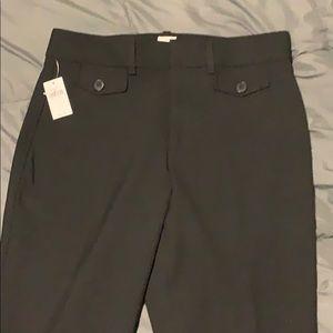 Gap High Rise Baby Boot pants - Black -8